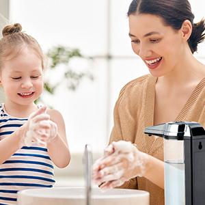 Przedstawiamy bezdotykowy dozownik mydła Symbo Touchless 500A