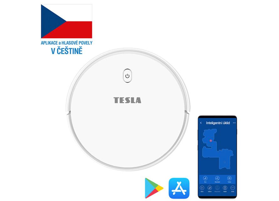 Mówiący po polsku odkurzacz automatyczny z aplikacją na smartfon w języku polskim