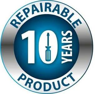 10-letnia gwarancja naprawy