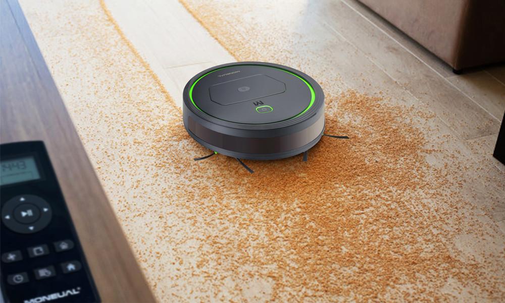 Duża moc ssąca – zyskaj idealnie czyste podłogi
