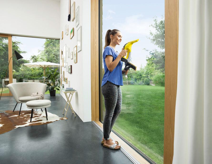 Wszechstronne zastosowanie myjki do okien