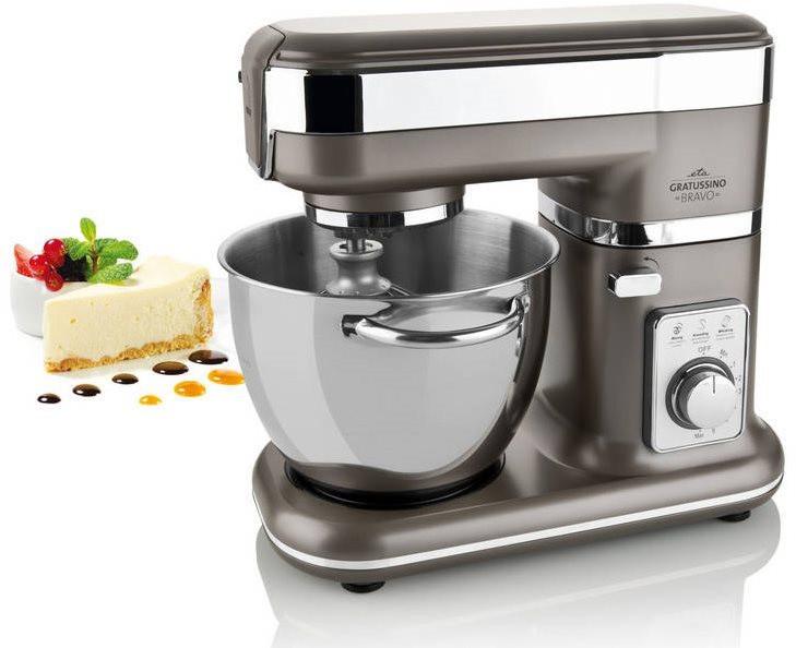 Prezentacja robota kuchennego ETA Gratussino Bravo II