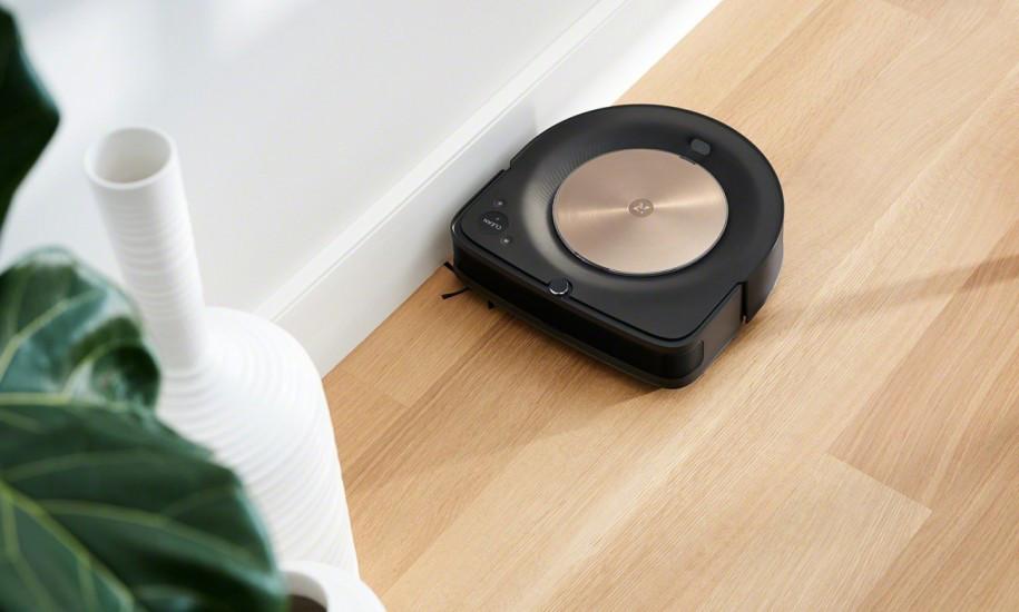 Prezentacja odkurzacza automatycznego iRobot Roomba s9 (9158) WiFi