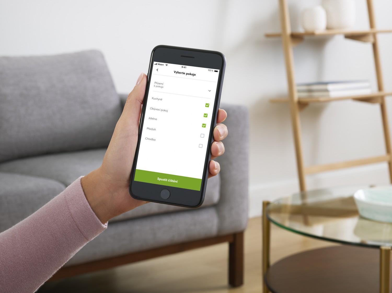 Z aplikacją mobilną iRobot HOME możesz sprzątać skądkolwiek