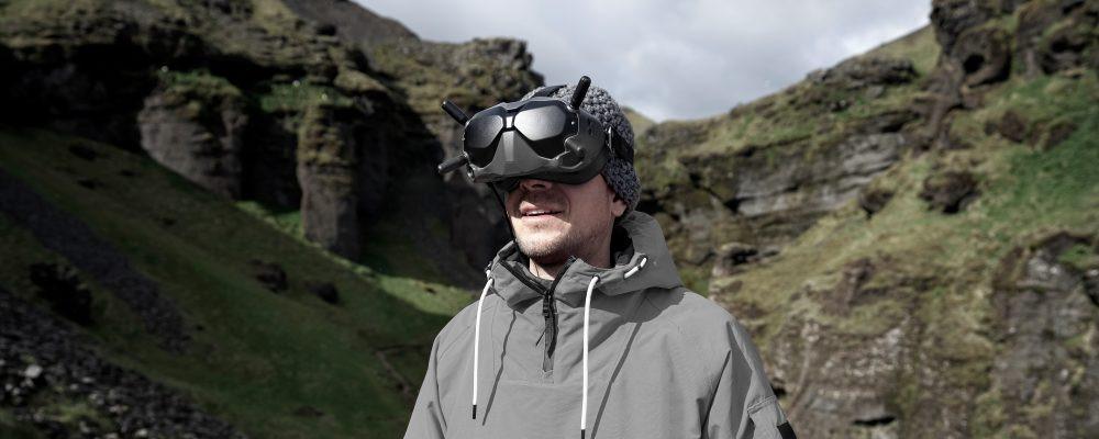 Prezentacja DJI FPV Goggles V2